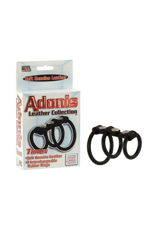 Adonis Leather Collection - Trition - Front