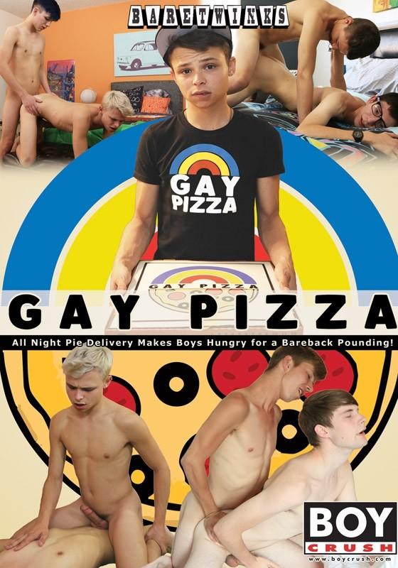 Pizza Delivery Gay Porn Photo
