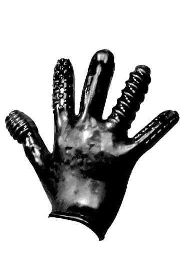 Oxballs Finger Fuck Textured Glove - Gallery - 001