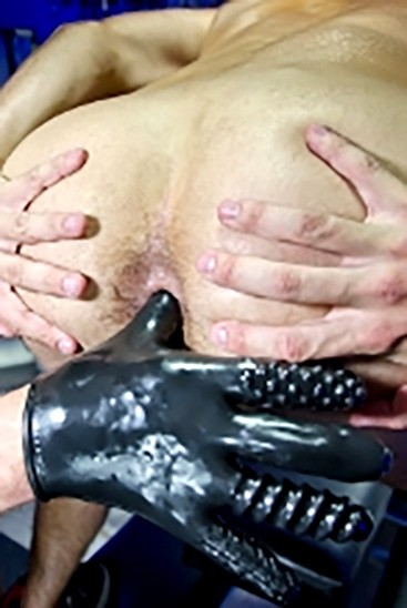 Oxballs Finger Fuck Textured Glove - Gallery - 002