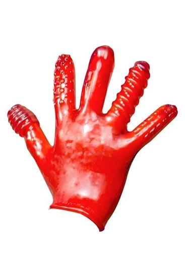 Oxballs Finger Fuck Textured Glove - Gallery - 004