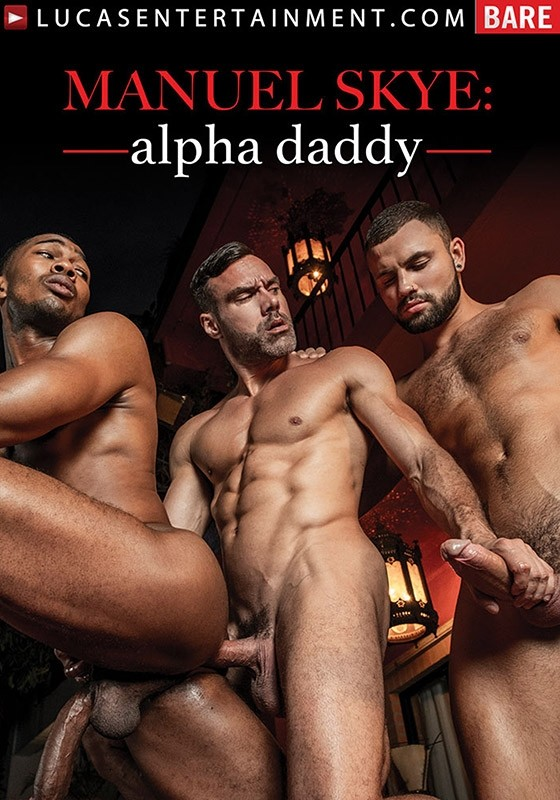 Manuel Skye Alpha Daddy Cover Front