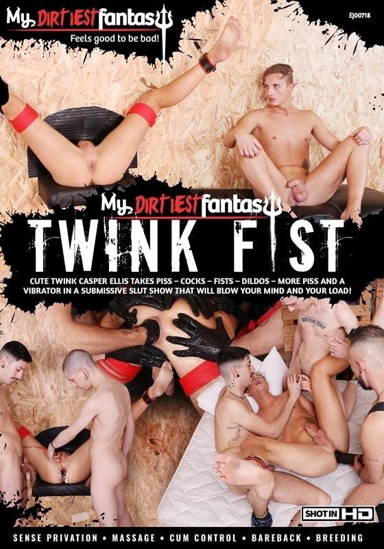 Twink Fist DVD