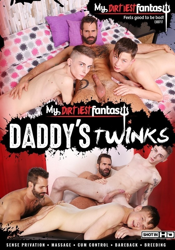 Daddys Twinks DVD