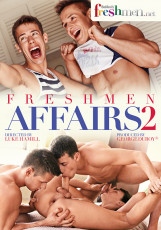 Freshmen Affairs 2 DVD