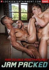 Raw Double Penetrations 7: Jam Packed DVD