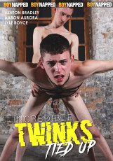 Incredible Twinks Tied Up DVD