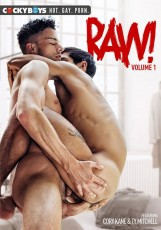 Raw! volume 1 DVD