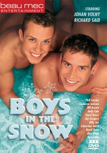 Boys in the Snow DOWNLOAD - Front
