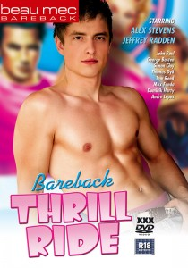 Bareback Thrill Ride DOWNLOAD - Front