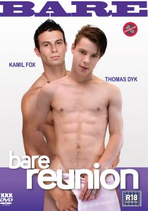 Bare Reunion DOWNLOAD - Front