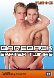Bareback Skater Twinks DOWNLOAD - Front