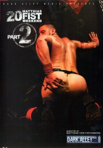 20 Fist Weekend part 2 DOWNLOAD - Front