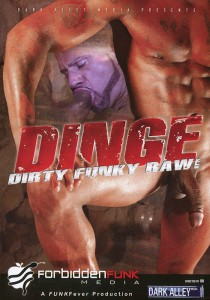 Dinge: Dirty Funky Raw! DOWNLOAD - Front