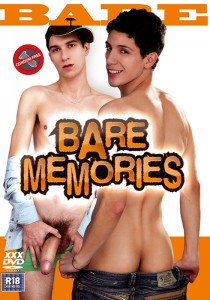 Bare Memories DOWNLOAD - Front