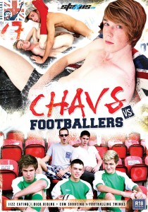 Chavs vs Footballers DOWNLOAD - Front