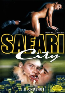 Safari City DVD - Front