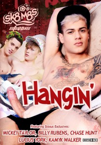 Hangin' DOWNLOAD - Front