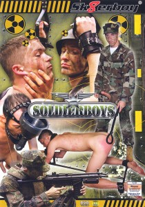 Soldierboys DOWNLOAD - Front
