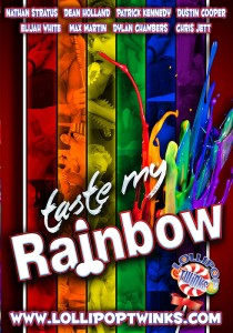 Taste My Rainbow DOWNLOAD - Front