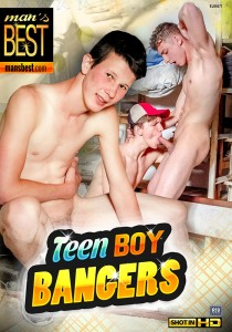 Teen Boy Bangers DOWNLOAD - Front