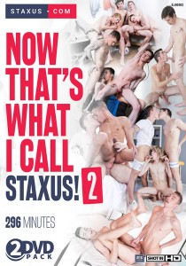 Now That's What I Call Staxus 2 DOWNLOAD - Front
