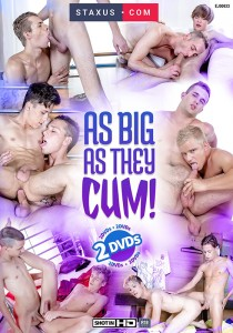 As Big As They Cum DOWNLOAD - Front