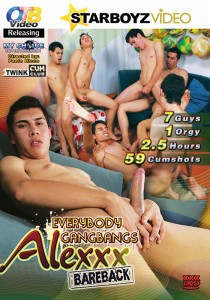 Everybody Gangbangs Alexxx Bareback DOWNLOAD
