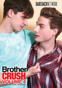 Brother Crush 4 DVD (S)