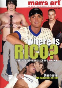 Where is Rico? DVD (S)