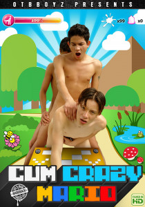 Cum Crazy Mario DOWNLOAD