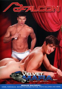 The Velvet Mafia Part 1 DVD - Front