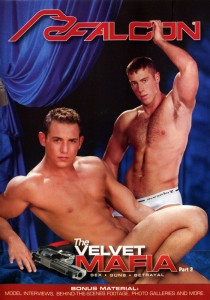 The Velvet Mafia Part 2 DVD - Front