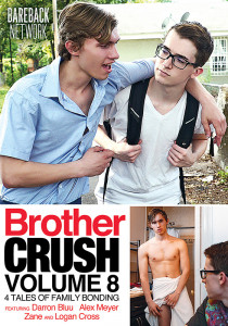 Brother Crush 8 DVD (S)