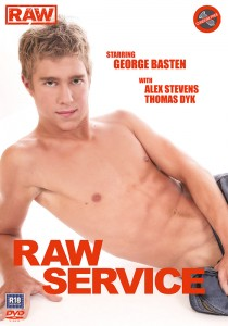 Raw Service DVD - Front