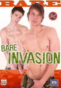 Bare Invasion DVD (NC)