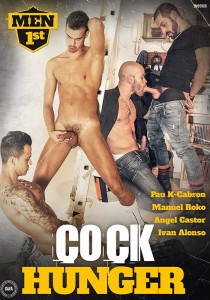 Cock Hunger DOWNLOAD - Front