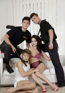 TS Twink Party Scene 3 DOWNLOAD - Front