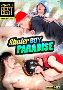 Skater Boy Paradise DOWNLOAD - Front