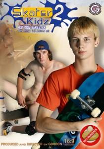 Skater Kidz 2 DVD - Front