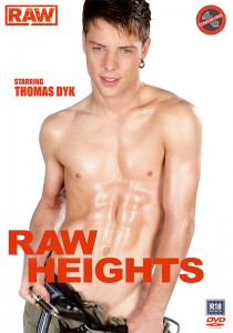 Raw Heights DVD (NC)