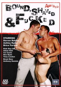 Bound, Shaved & Fucked DVD (NC)