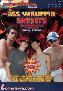 Ass Whuppin Skaters DVD