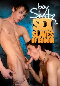 Sex Slaves of Sodom DVD - Front