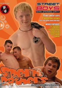 Sperm Bathers DVD (S)