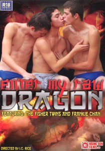 Enter my Raw Dragon DVD (NC)