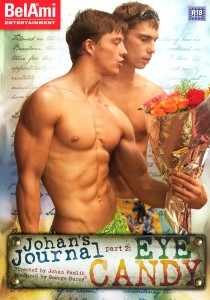 Johan's Journal part 2: Eye Candy DVD - Front