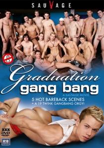 Graduation Gang Bang DVD (NC)
