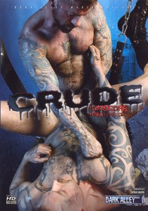 Crude: Director's Cut DVD (NC)