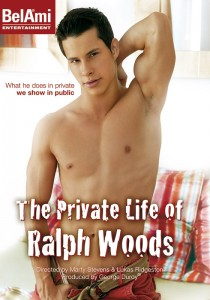 The Private Life of Ralph Woods DVD - Front